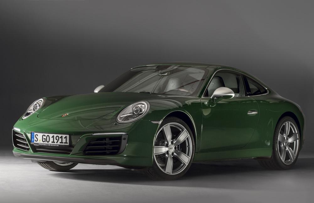 Porsche Celebrates One-millionth 911