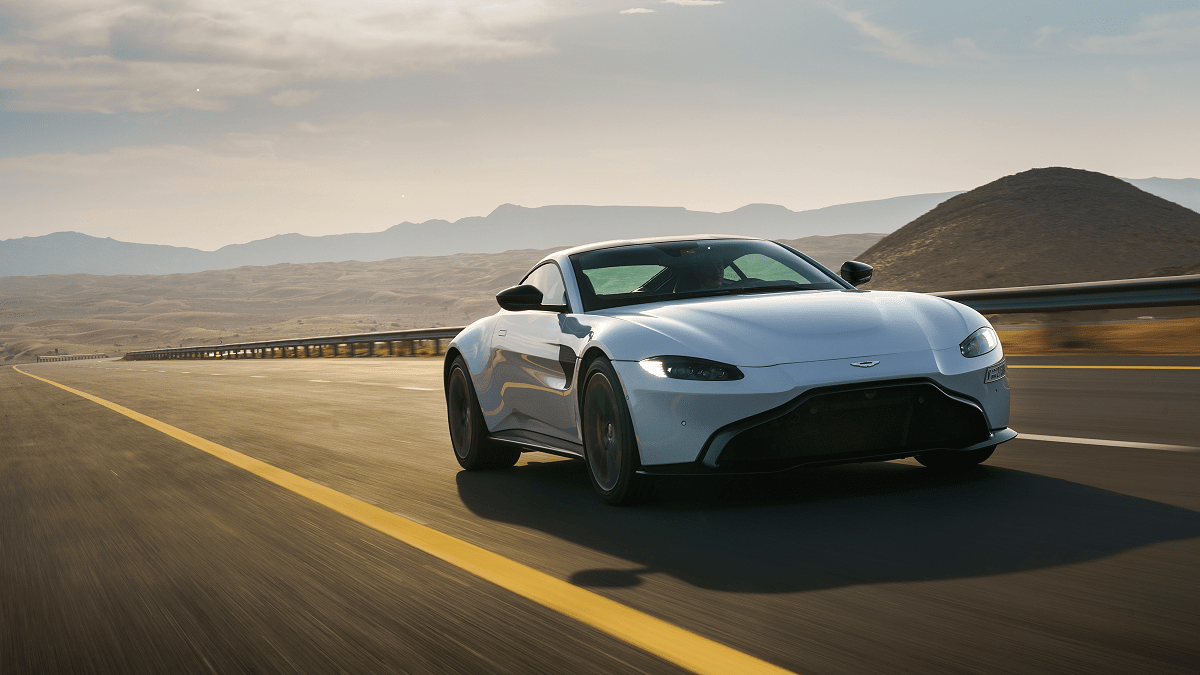 Aston Martin Designates SentinelOne as Its Official Cybersecurity Partner