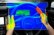 Jaguar Land Rover Develops Sensory Steering Wheel to Minimize Driver Distraction