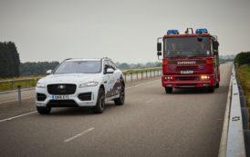 Jaguar Land Rover Prepares for Autonomous Era with Testing on 'Connected Corridor'