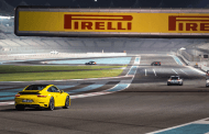 Supercar Owners Gather at Yas Marina Circuit for Superlative Pirelli P Zero Experience