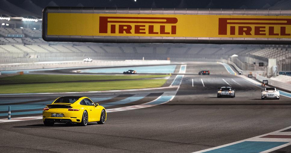Supercar Owners Gather at Yas Marina Circuit for Superlative Pirelli P Zero Experience