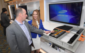 Samsung Showcases Innovative Battery Products at Detroit Show