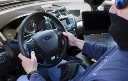 How Ford's Latest Tech Helps US Police Vehicles Neutralize COVID-19