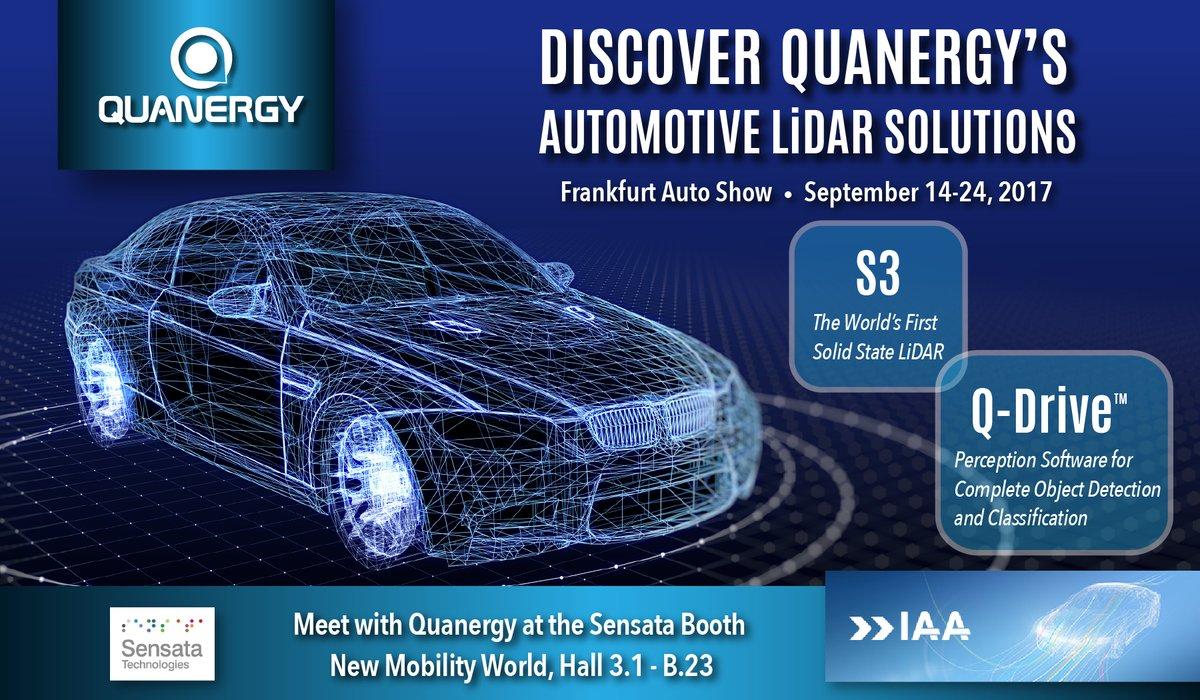 Sensata Uses Frankfurt Motor Show to Highlight New Technologies