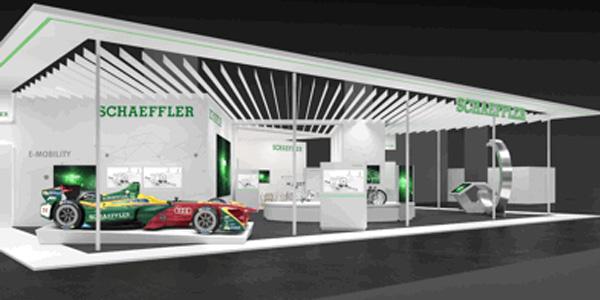 Schaeffler Begins Volume Production of Environmentally Friendly Drives