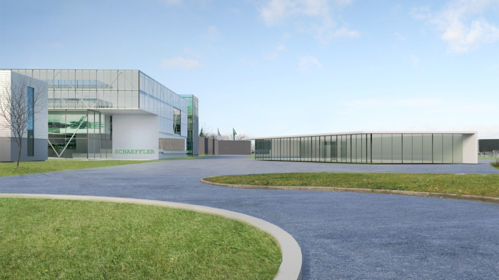 Schaeffler to Spend 60 Million Euros on New Automotive OEM Headquarters in Bühl