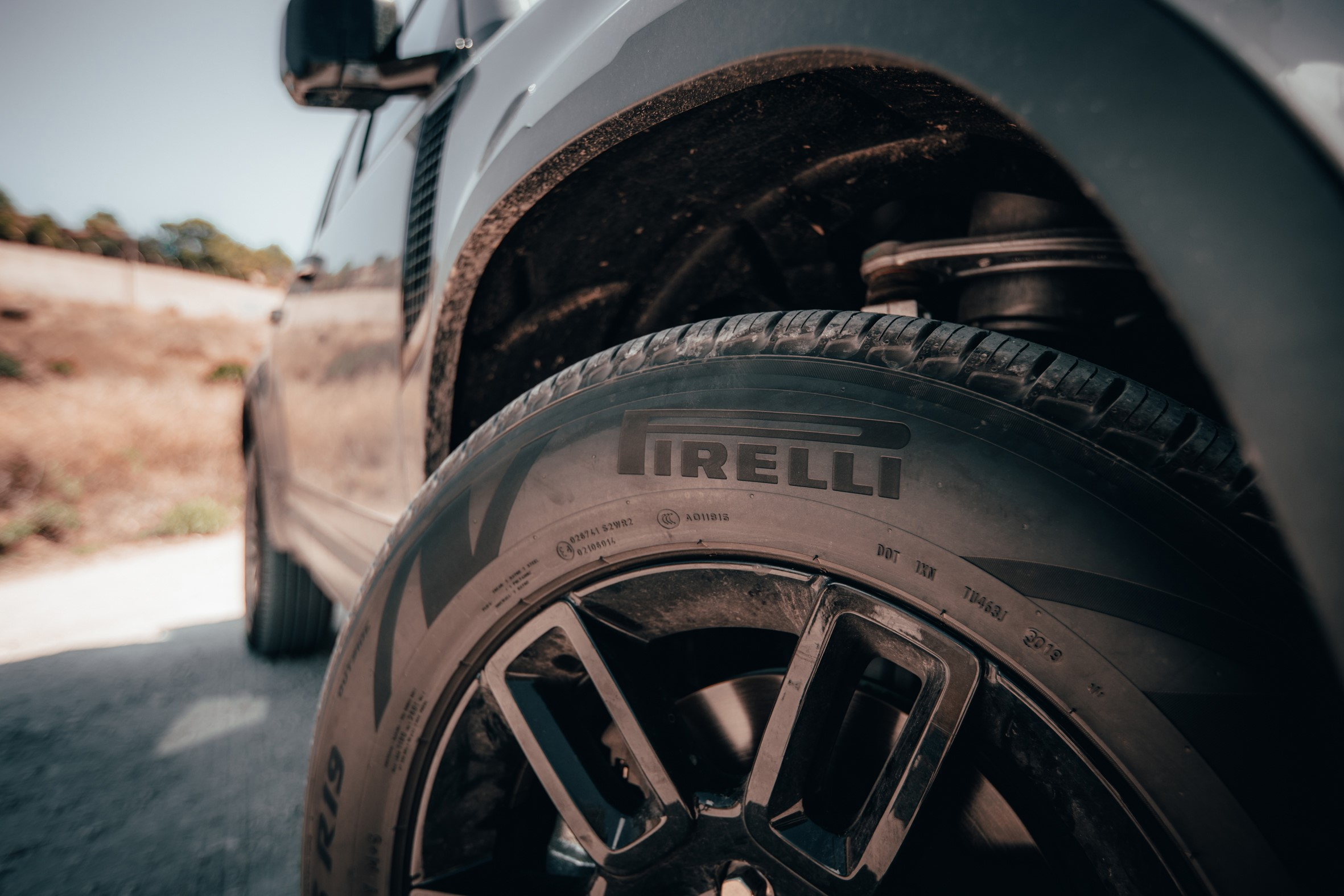 Low Emissions And Reduced Fuel Consumption With New Scorpion Zero All Season Tyre For The Latest Land Rover Defender