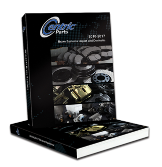 Centric Parts Releases New Catalog for 2017 Brake Systems