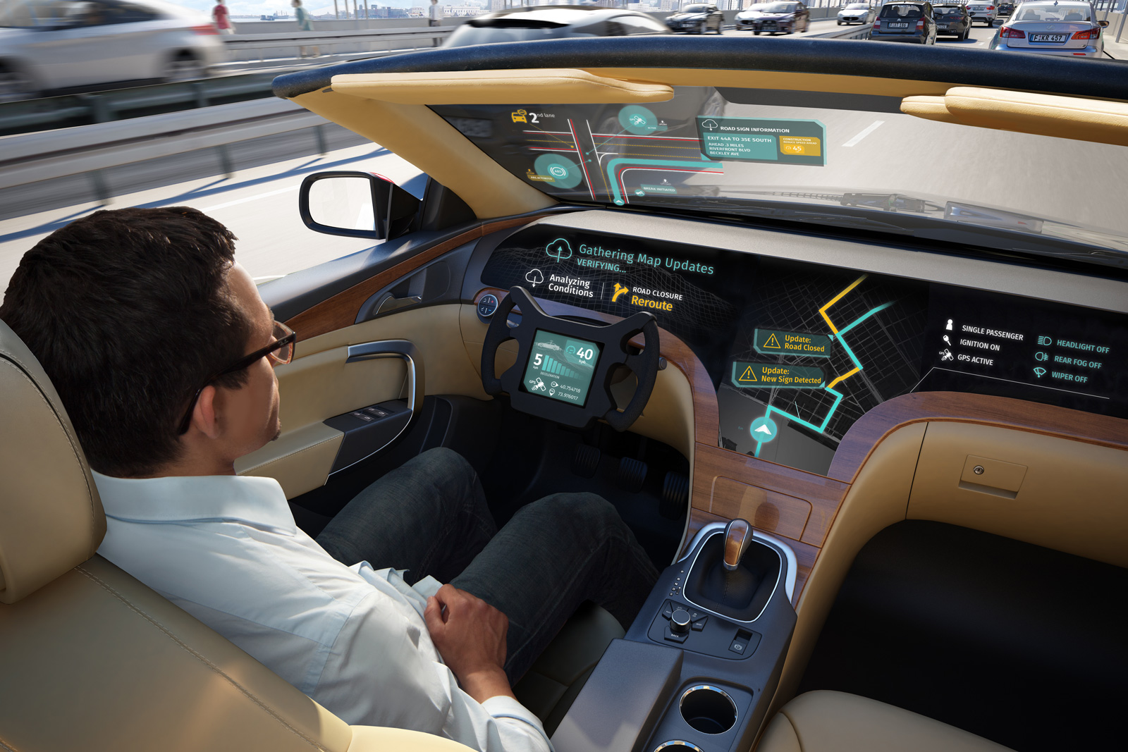 Survey Reveals Self-driving Cars Yet to Gain Widespread Acceptance