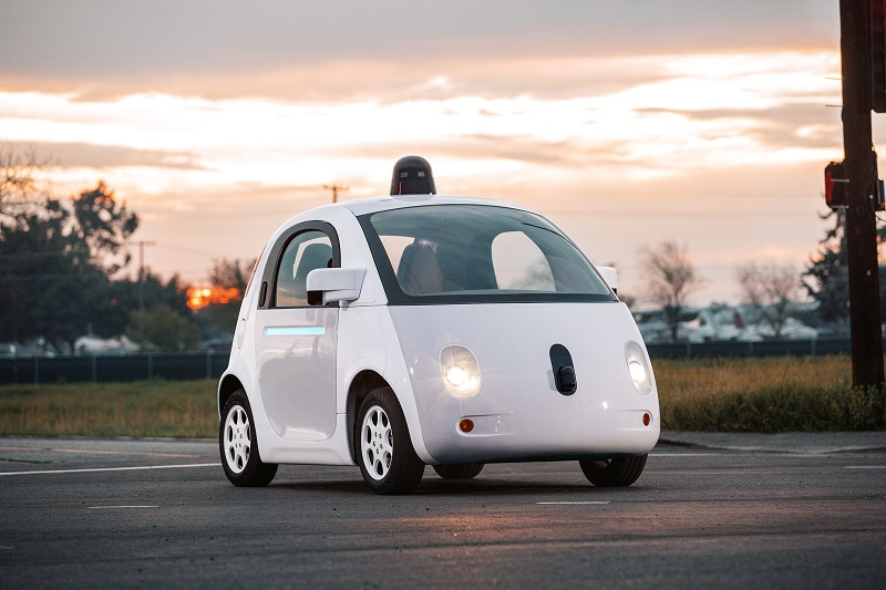 Self-driving Vehicles More Likely to be Light Colored