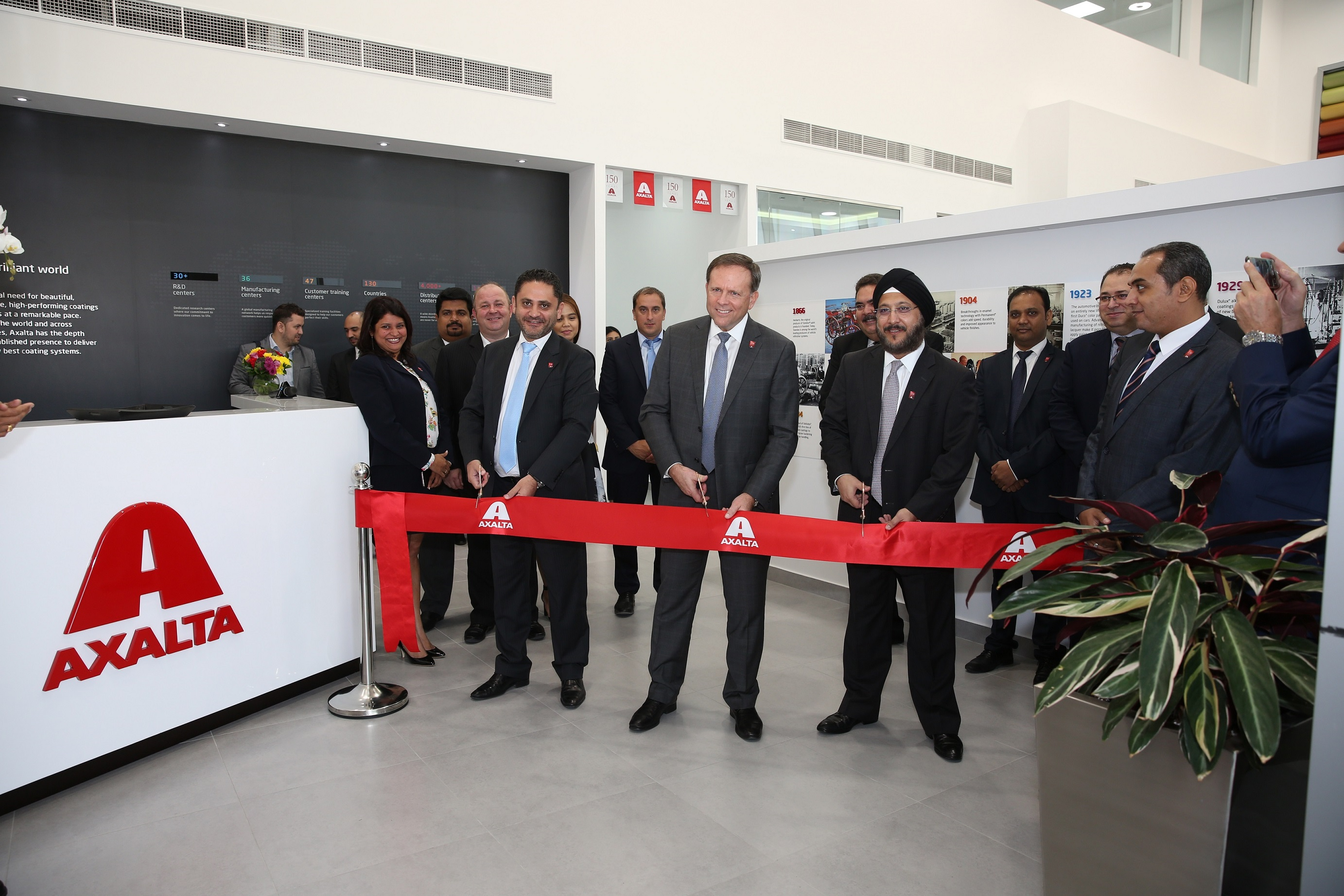 Axalta to Fuel Middle East Expansion with New Office in Dubai
