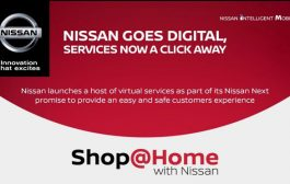 Nissan introduces new Shop@Home services