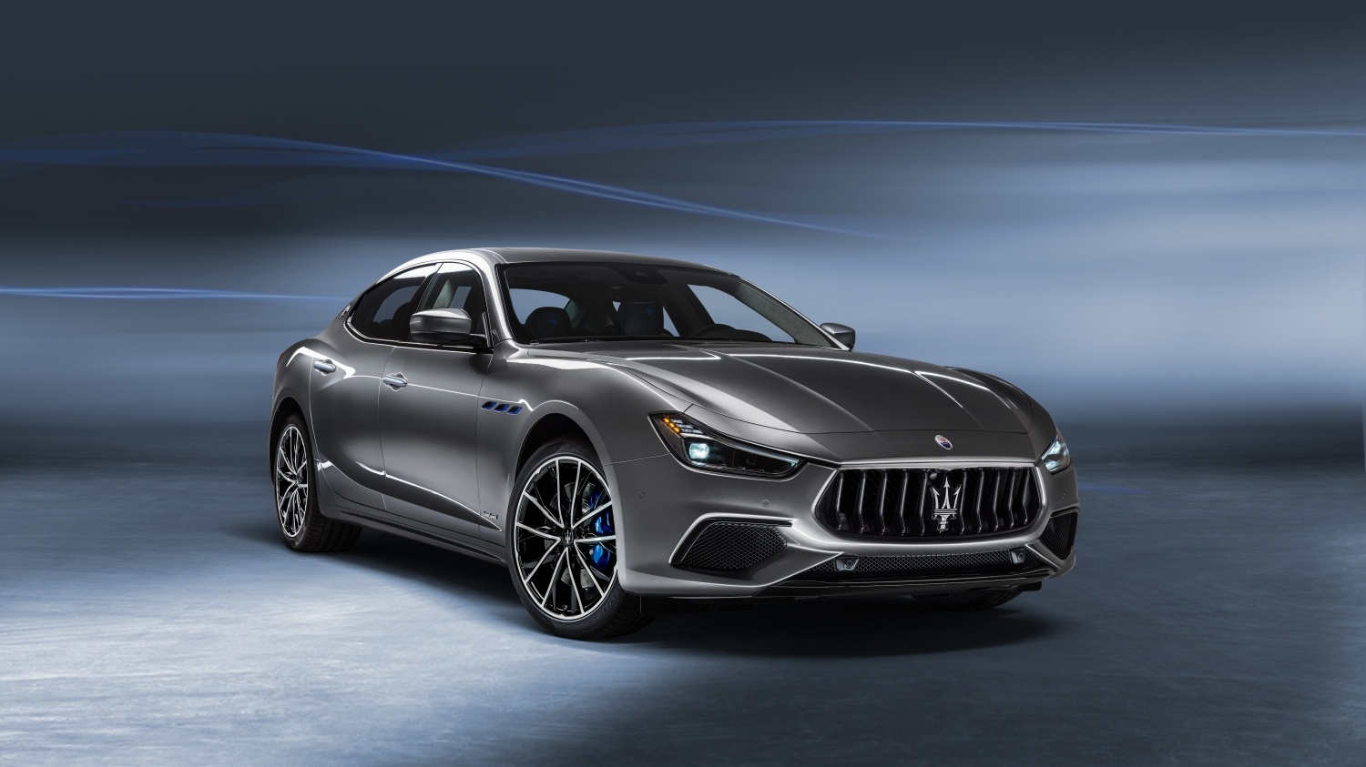 New Ghibli Hybrid the first electrified vehicle in Maserati's history