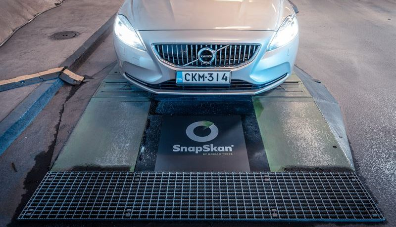 Nokians SnapSkan Service Reveals Lapses in Tire Safety