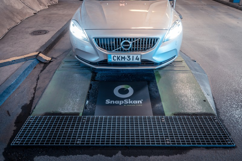 Nokian Expands Scope of 'SnapSkan' Digital Tire-check Service