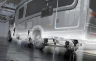 Retrofittable chassis solutions for overloaded transporter vans, commercial vehicles and special vehicles