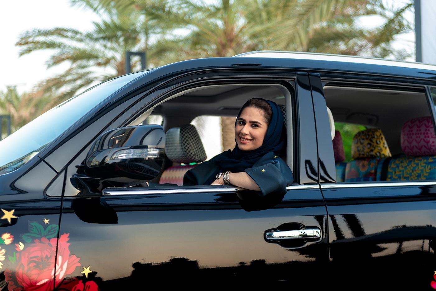 Al-Futtaim Toyota and Emirati Designer Fatma AlMulla Celebrate UAE Culture with Special Edition 2021 Land Cruiser