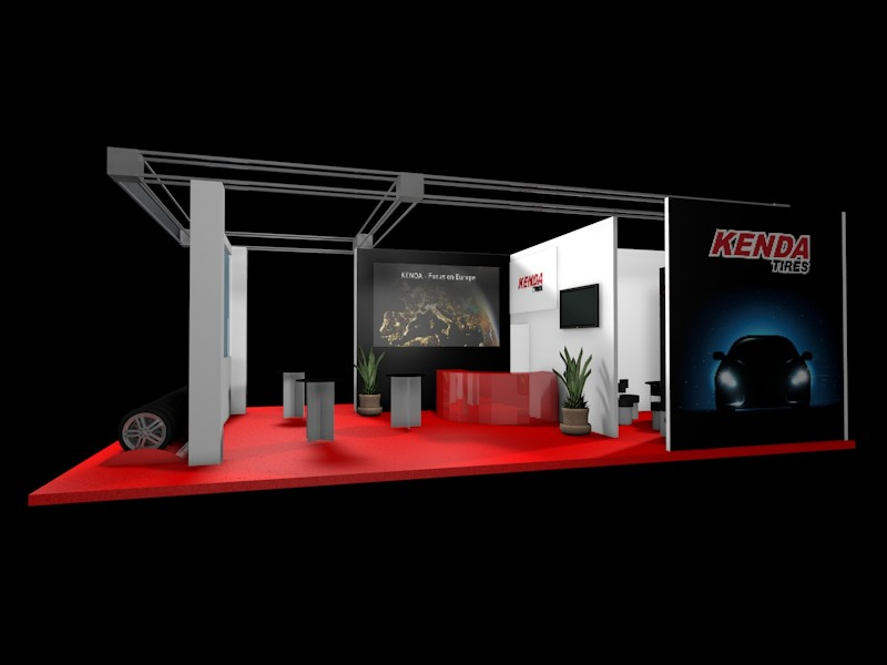 Kenda Showcases Three Products at Autopromotec