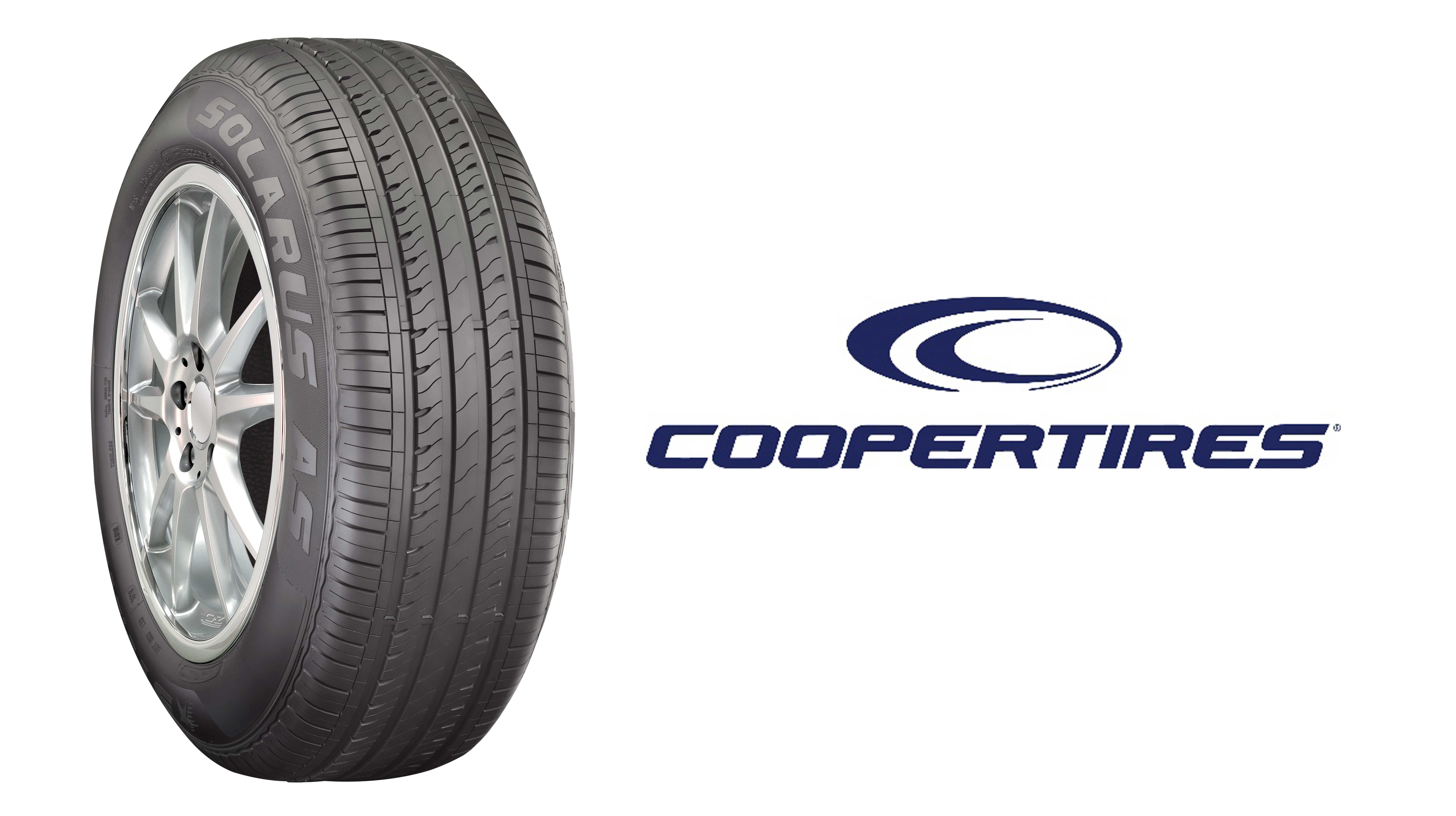 Cooper Tire Launches New Starfire Solarus AS