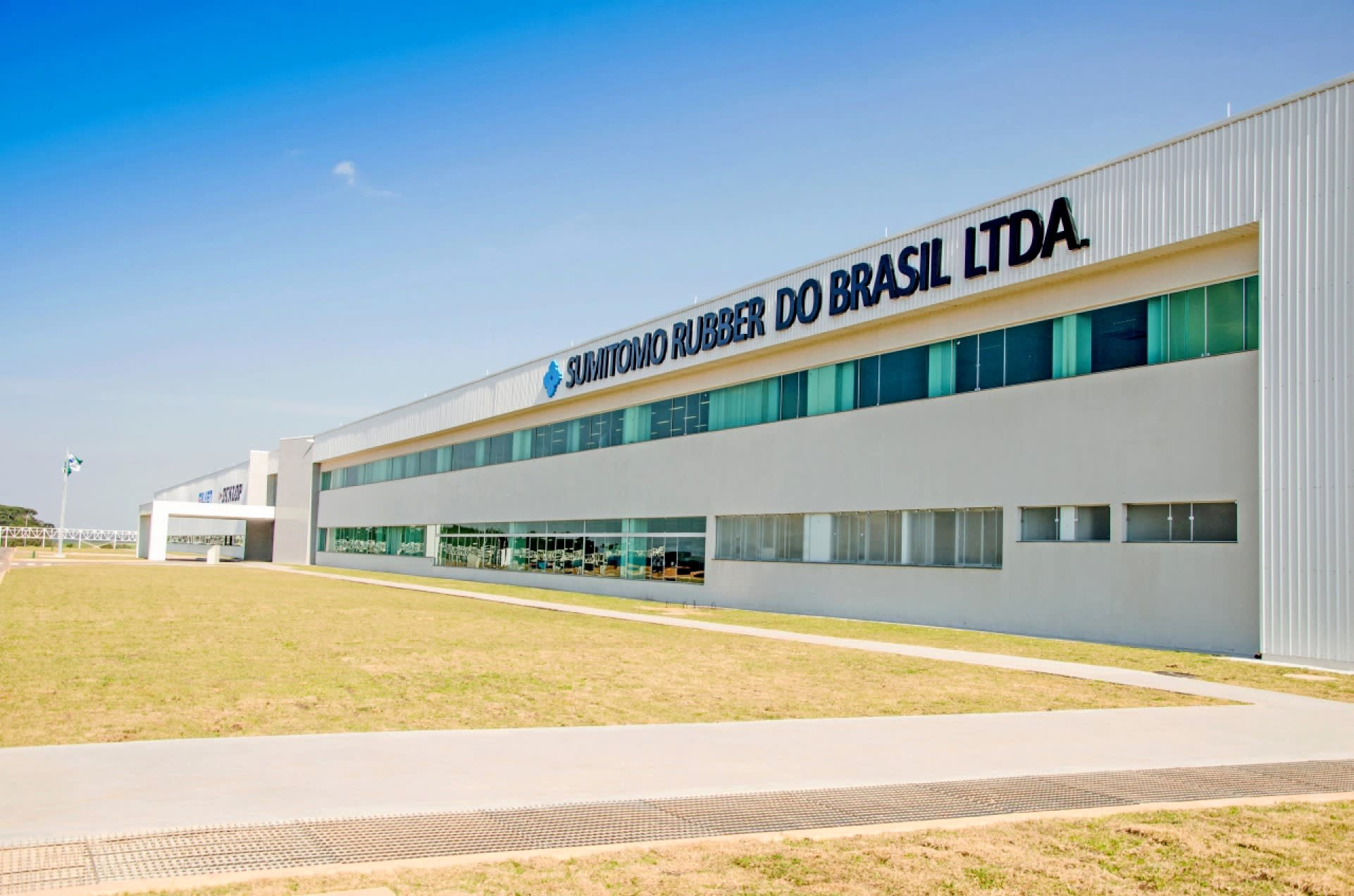 Sumitomo Rubber Starts Production of Truck and Bus Tires in Brazil