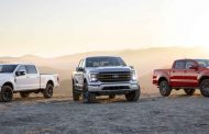Ford Expands Off-Road Family of Trucks with All-New 2021  F-150 Tremor