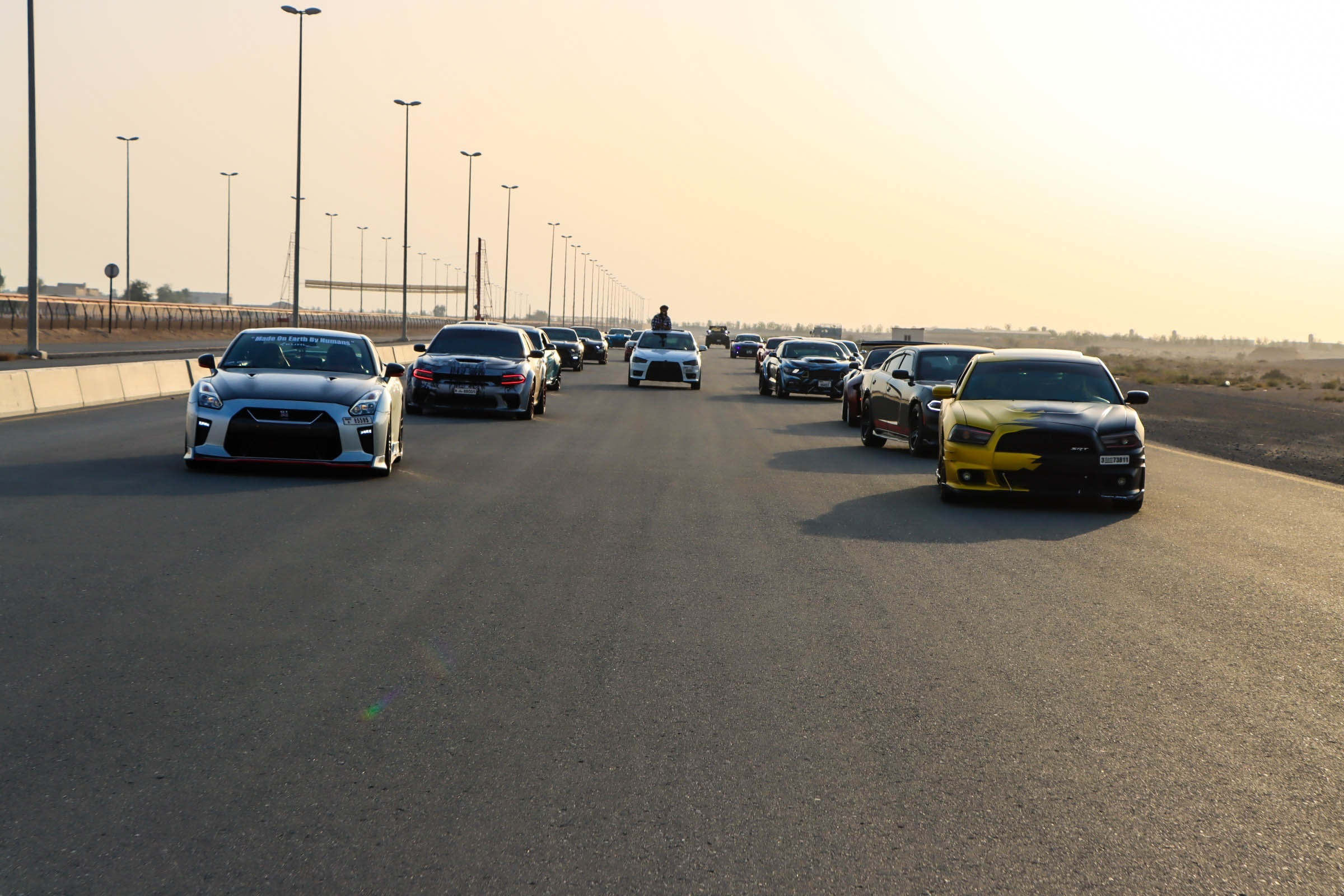 Souk Al Marfa revs up for weekend epic supercars event