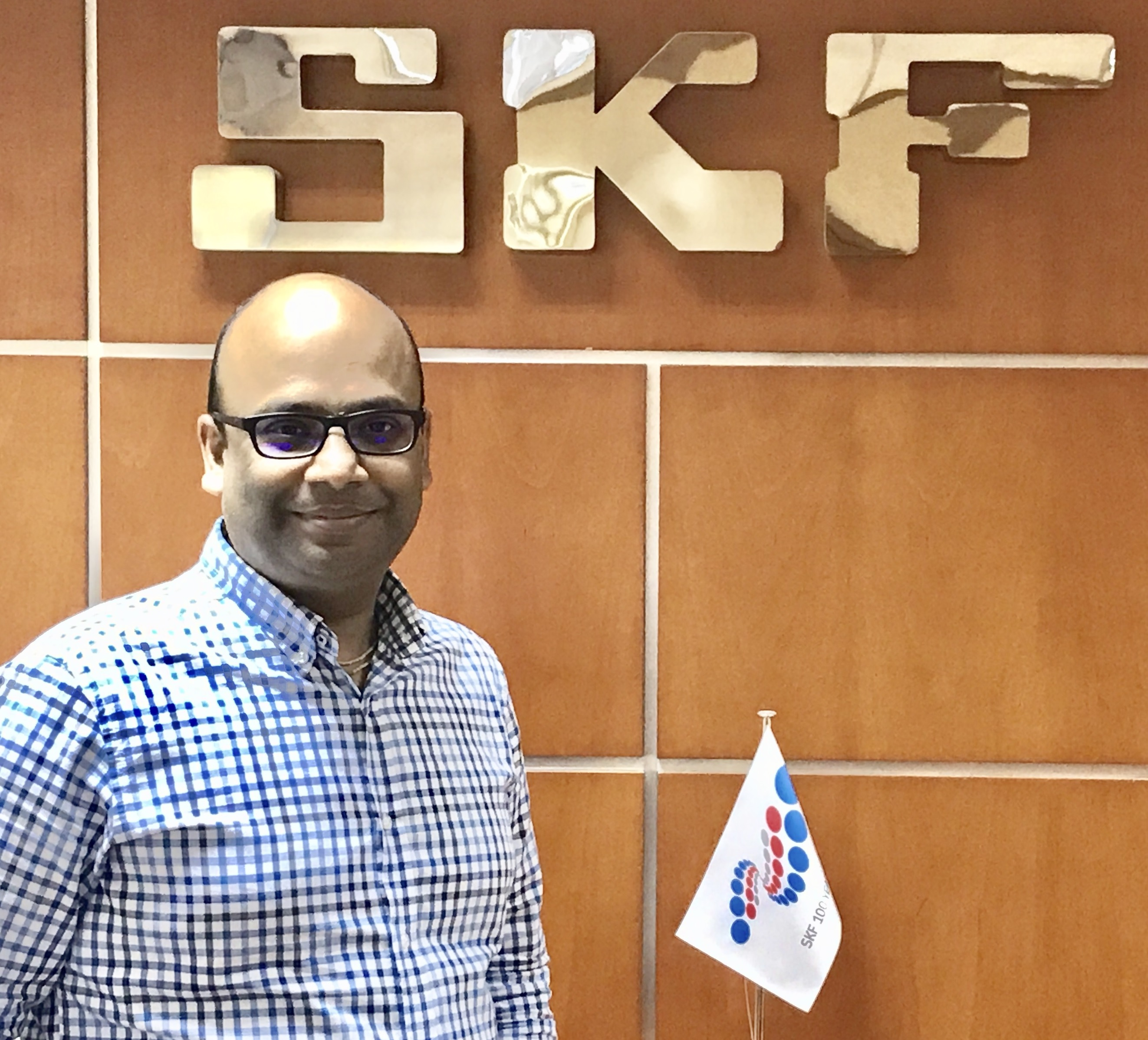 Interview with Swapnil Gupta - Sales Manager Middle East - Vehicle Aftermarket, SKF Middle East