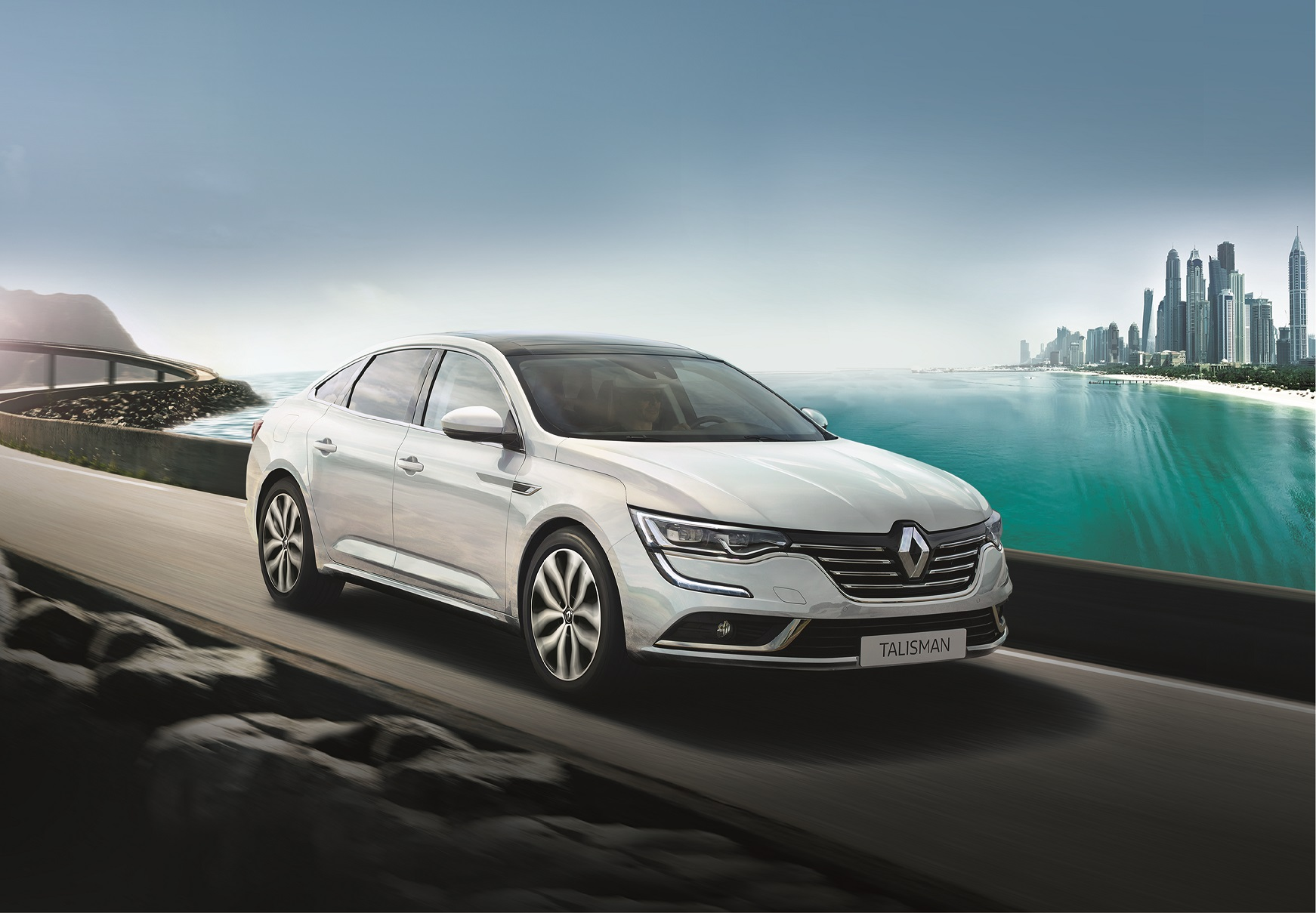 Arabian Automobiles Company Launches All-New 2017 Renault Talisman