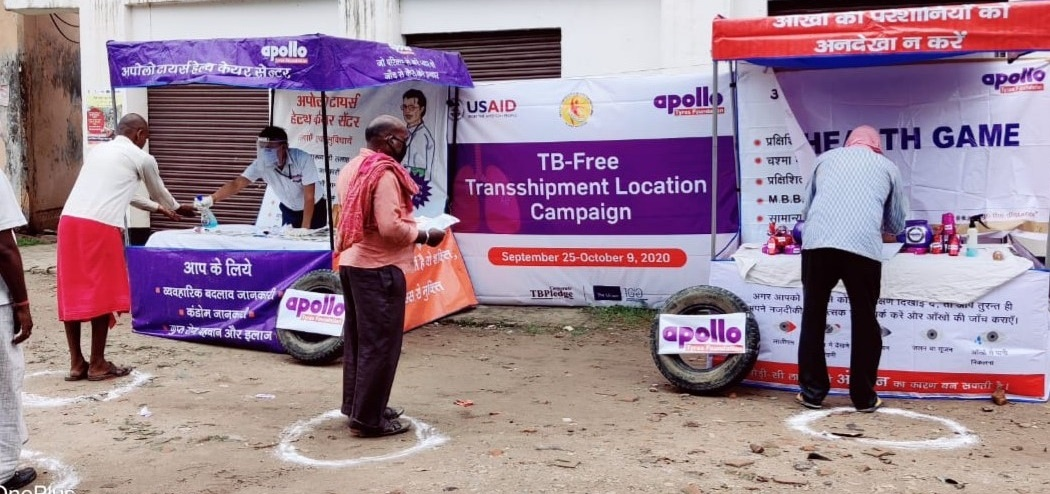 Apollo Tyres joins hands for TB free India