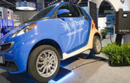 TDK to develop wireless charging system for electric vehicles
