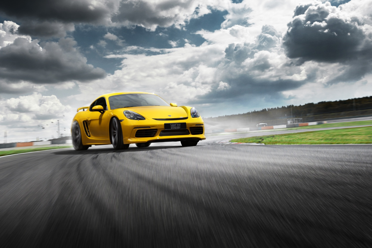TECHART offers aerokit for 718 Cayman in a limited time GT Package until October 30, 2020