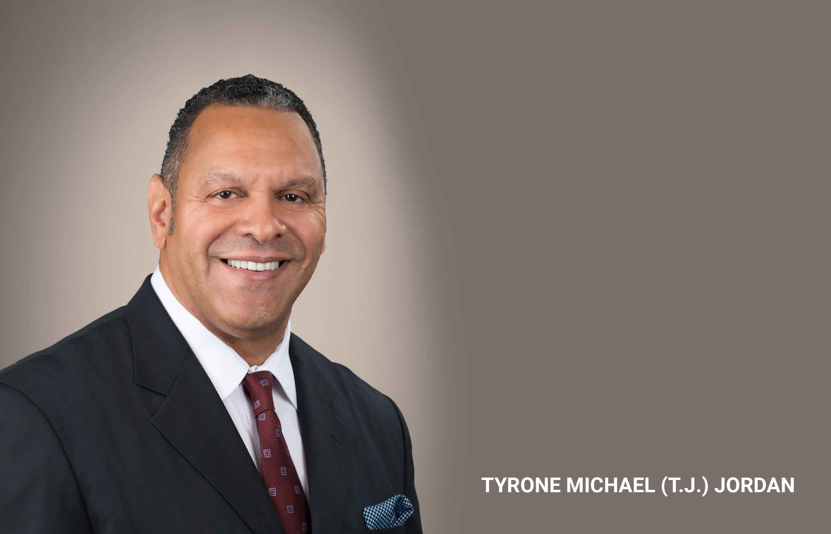 Tyrone Michael (T.J.) Jordan Named to Cooper Tire Board of Directors