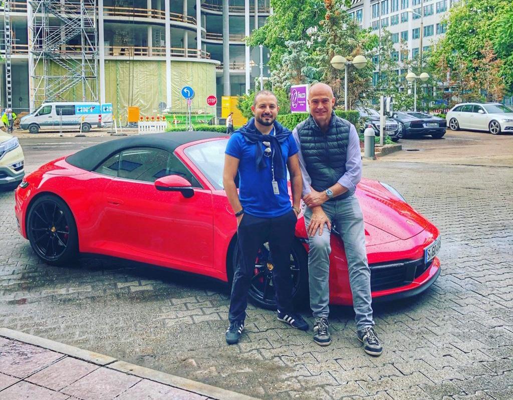 Porsche Uses Road Trip to Showcase New Carrera