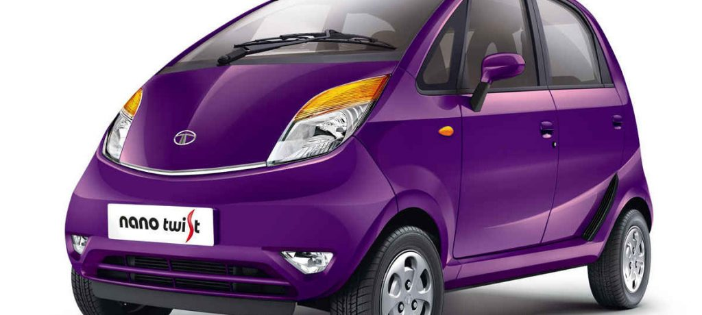 Tata Nano Set to Disappear from Indian Roads