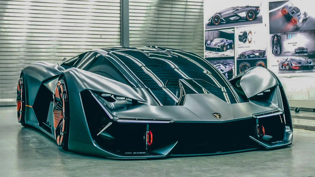 Lamborghini Rewrites Rules for Supercars with New Energy Storage Systems