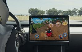 Tesla Debuts Beach Buggy Racing 2 Video Game