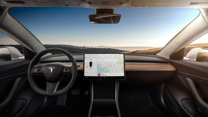 Tesla Patents Laser to Clean Windshield and Solar Panels