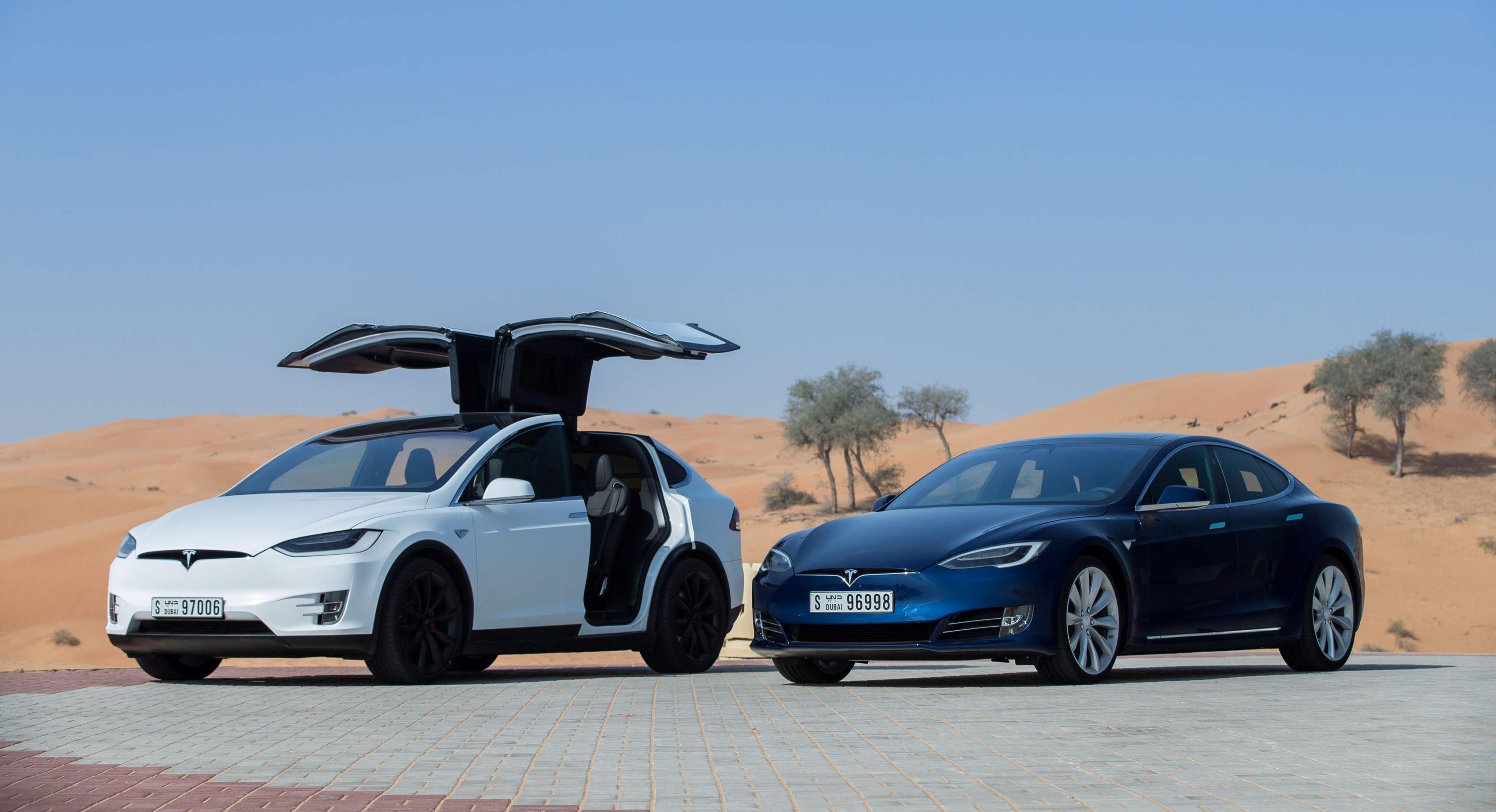 Tesla Comes to the UAE with Model S and Model X