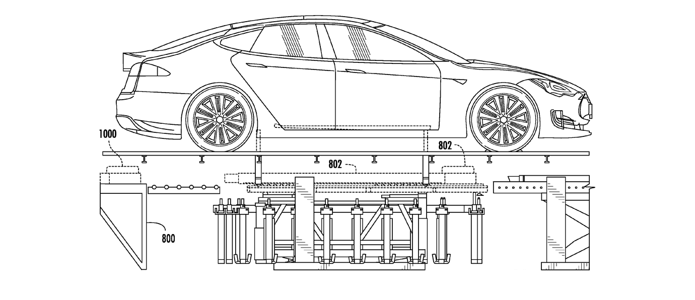 Tesla Patent Indicates Plans to Make Batteries Safer