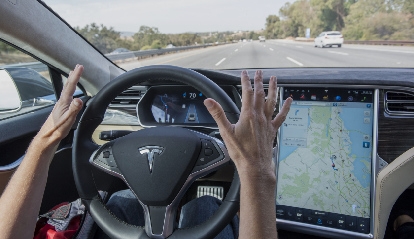 Tesla to Add New Hardware to Attain Level 5 Autonomous Driving