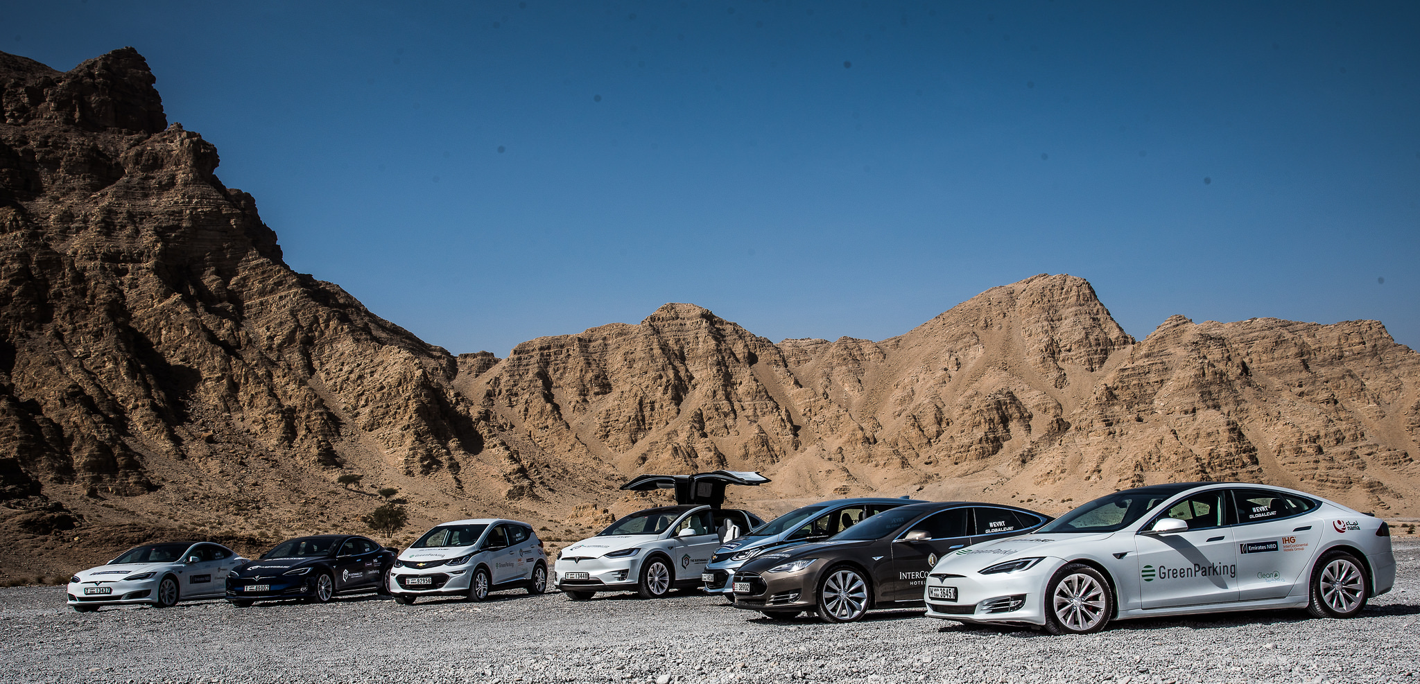 Nine-Day Tesla Roadtrip Highlights Eco-friendly Technologies