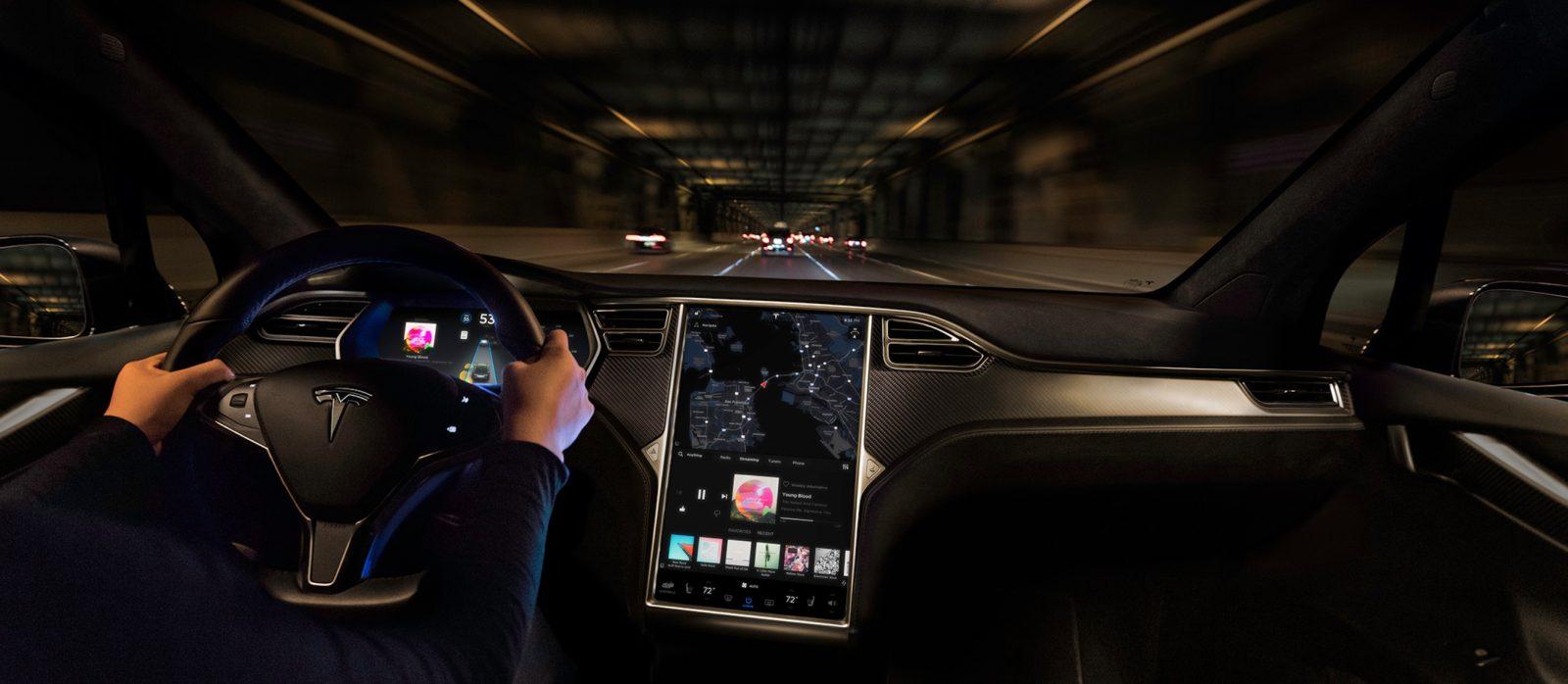 Tesla Introduces New Security Feature