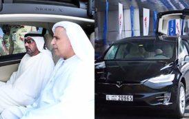 RTA Adds Fifty Teslas to Taxi fleet