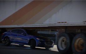 "Genesis G70 Recreates Famous Fast & Furious Scene ""The Art of the Stunt"" Test"