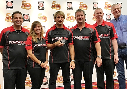Forgeline Forges Ahead with Media Award at SEMA Show