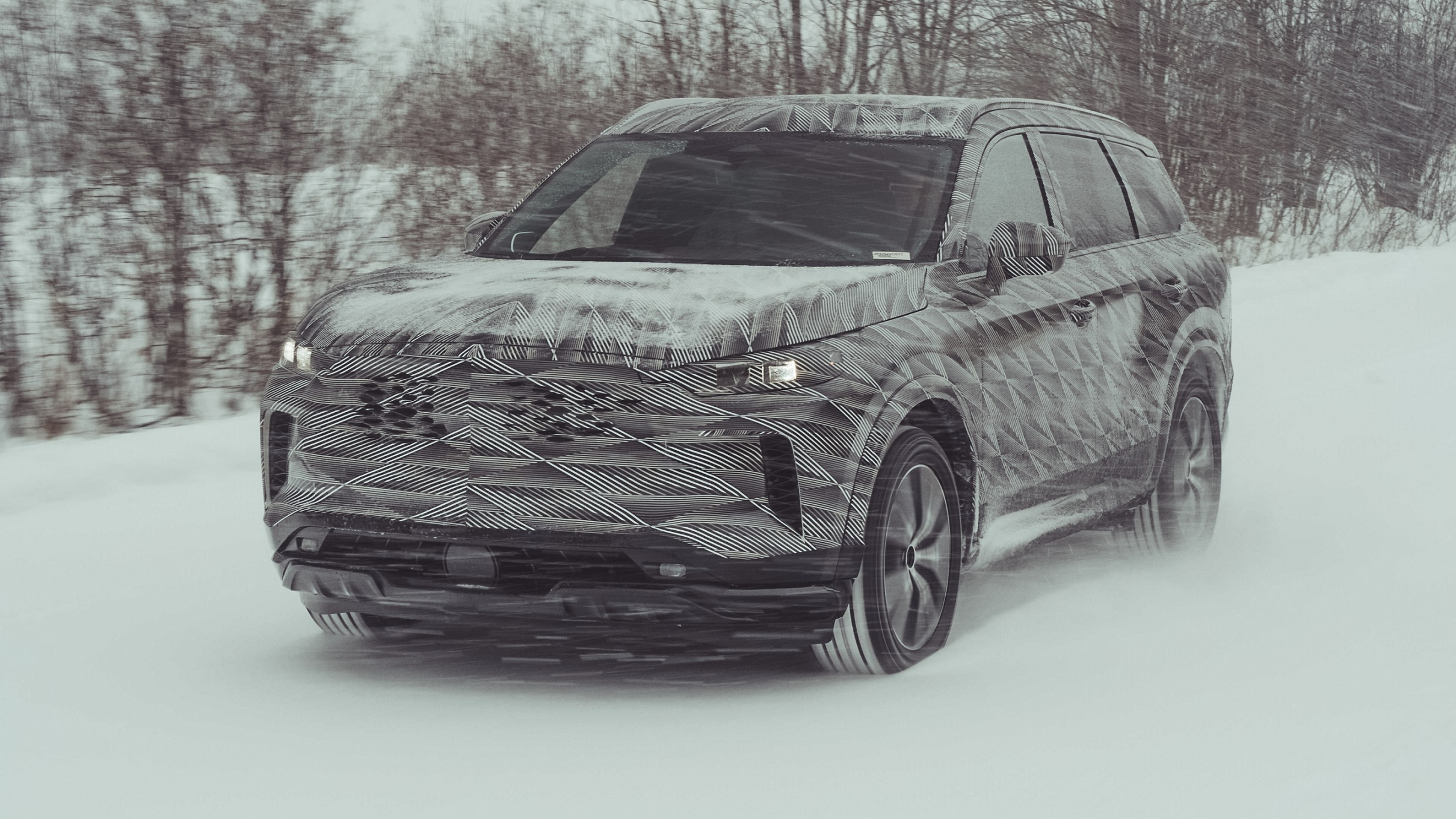 Improved Intelligent All-Wheel Drive for all-new INFINITI QX60 offers enhanced driving dynamics