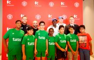 Kansai Paint Brings Manchester United Legends to Meet Fans in Dubai