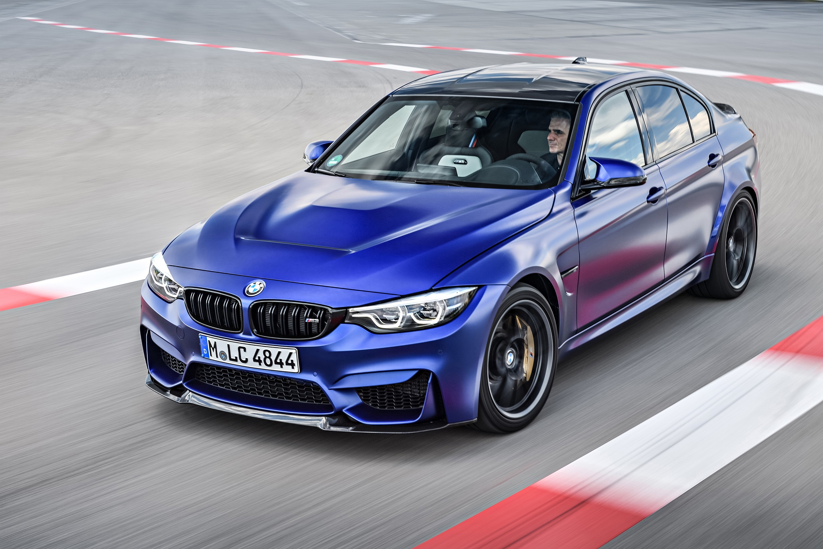 BMW M Presents Limited-run Special-edition BMW M3 CS