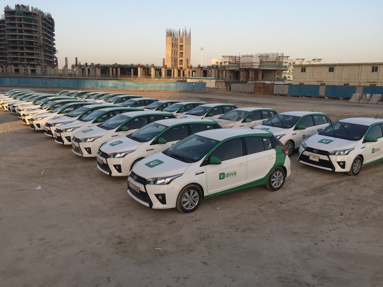 RTA Launches Smart Car Rental Service That Bills by the Minute